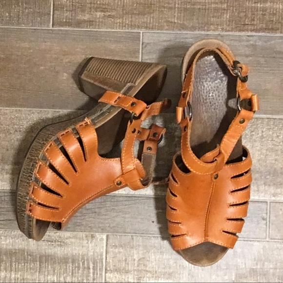 Dansko Shoes - Dansko brown leather sandals | Womens Size 8.5-9